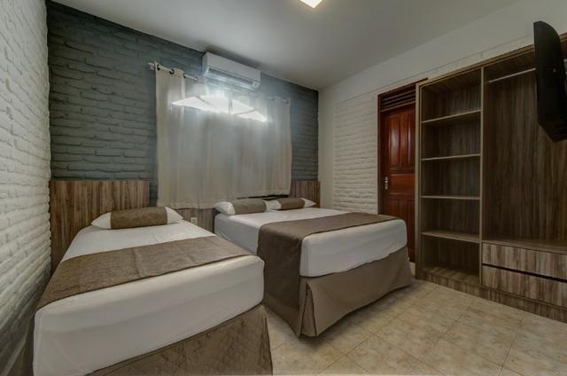 Alugo - Casa Super Confortável - 8 Suítes Ar/TV/Box - 30 Pessoas - Próxima Beach Park - Foto 5