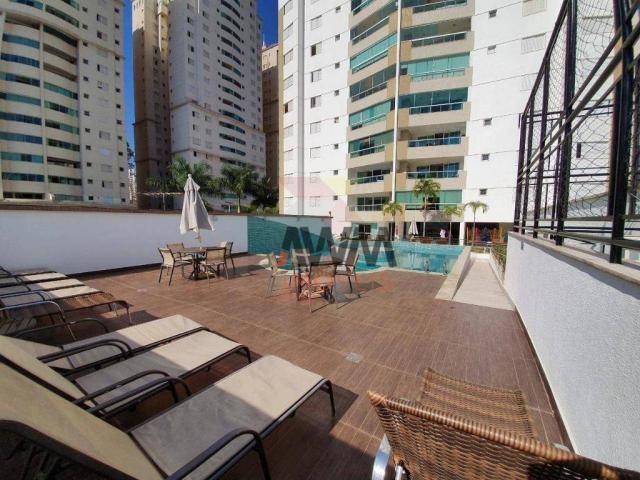 Apartamento com 4 suítes à venda, 170 m² por R$ 960.000 - Setor Bueno - Goiânia/GO - Foto 16
