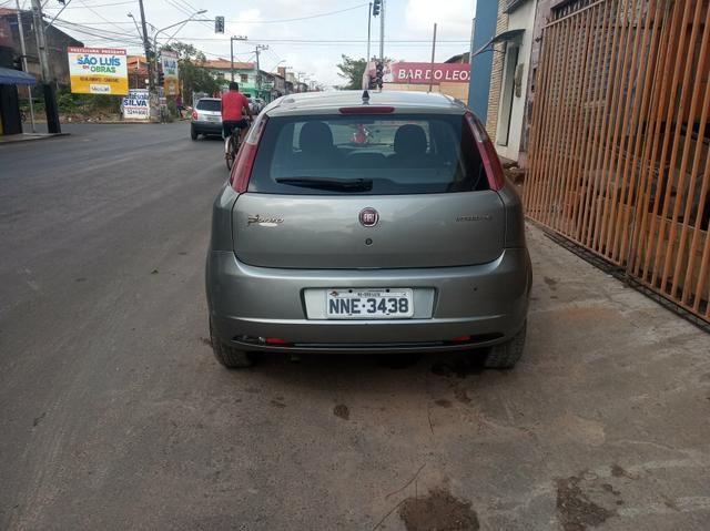 Fiat Punto 1.4 Attractive 2011 Completo - Foto 3