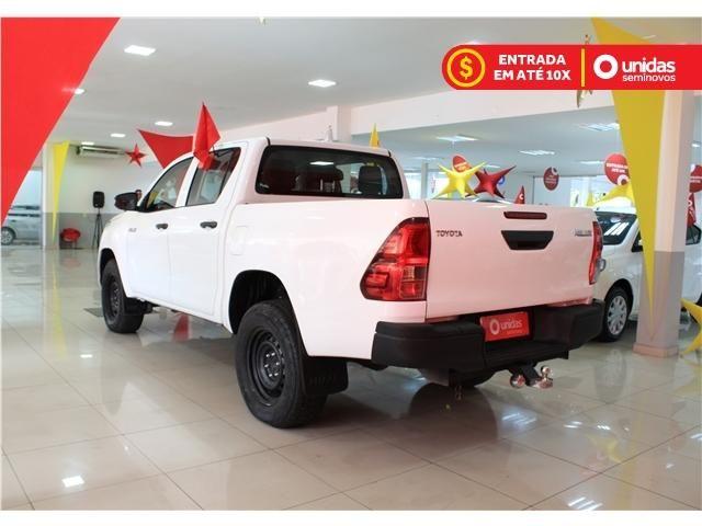 Toyota Hilux 2.8 std 4x4 cd 16v diesel 4p manual - Foto 4