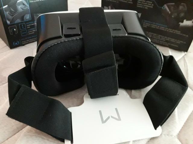 Vendo óculos 3D Realidade virtual - Foto 6