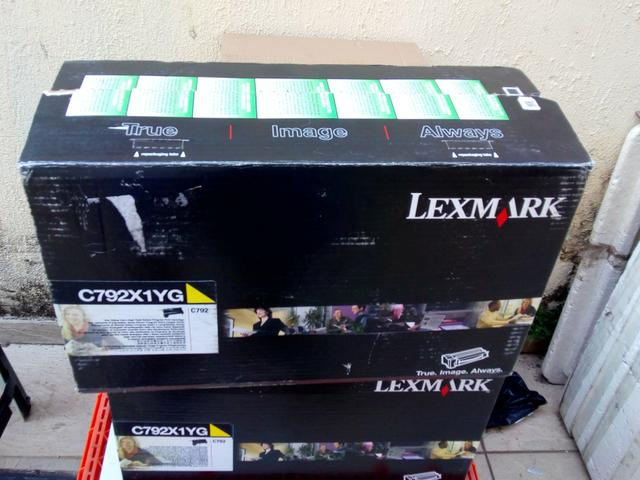 Kit toner Lexmark C792 - Foto 2