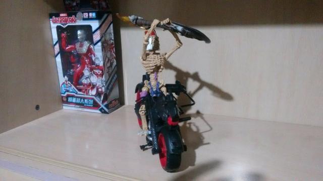 Action Figure Skeleton - Foto 4