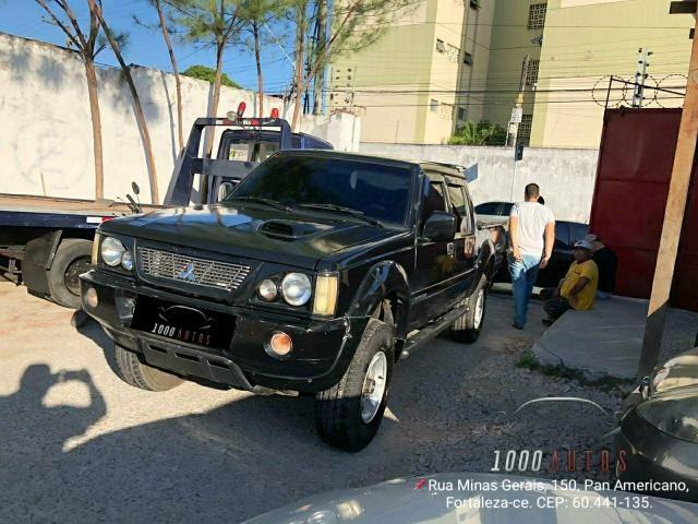 L200 4x4 2002/2002 diesel super conservada!!!