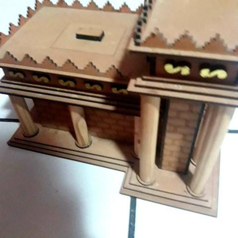Réplica do templo de salomão - Foto 5