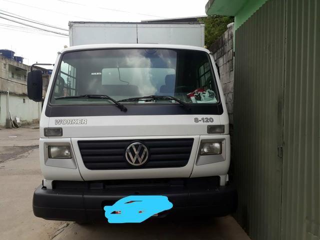 Caminhão Volkswagen - Foto 4