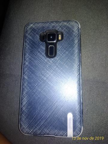 Zenfone 3 safira vendo ou troco - Foto 4