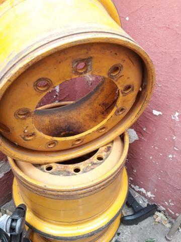 3 roda de ferro