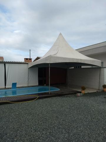 Terreno com área de festa com piscina - Foto 9
