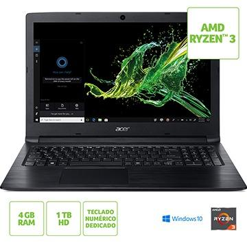 Notebook Acer Aspire 3 Amd Ryzen 3 2200u A315-41-r790