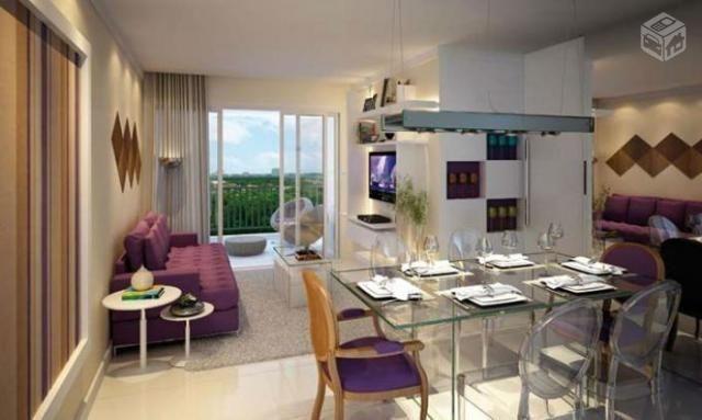 Vendo Apartamento novo em Fortaleza no bairro Cocó com 70 m² e 3 quartos por 440.000,00 - Foto 5