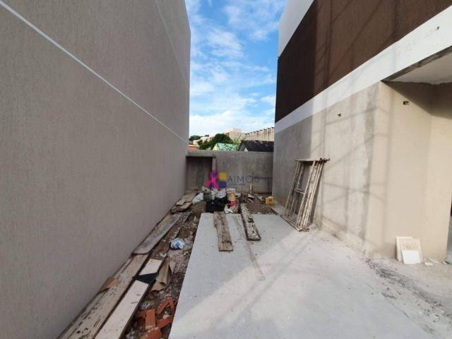 Sou um excelente sobrado com terraço no uberaba - Foto 4