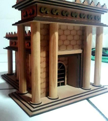 Réplica do templo de salomão - Foto 2