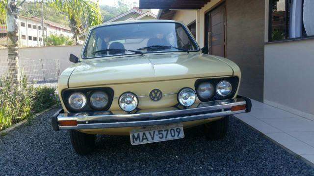 VW Brasília 1974 Relíquia - Foto 3