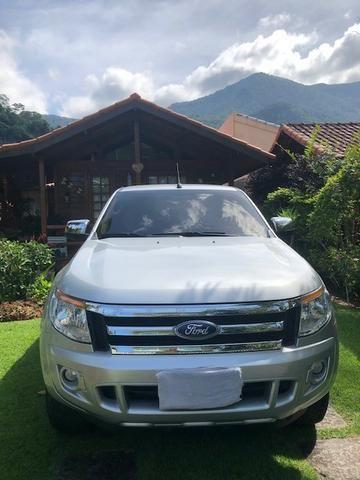 Ranger XLT 2,5 16V 4x2 CD Flex/GNV