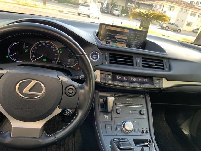 Lexus CT 200H - Foto 8
