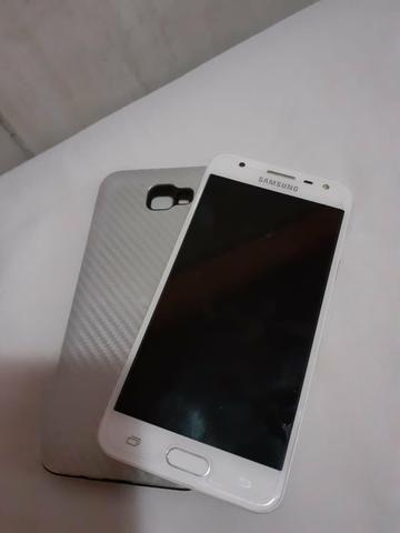 VENDE-SE Celular Samsung J5 Prime Semi Novo - Foto 5