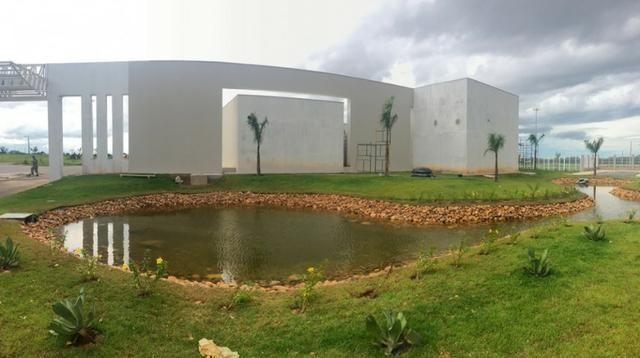 Terreno Florais Itália Cuiabá, 558,00 m², Esquina e em Frente Área Verde - Foto 13