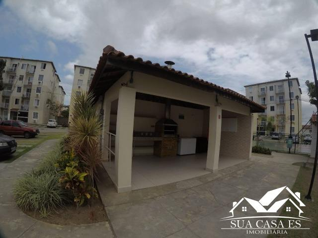 AP-Apartamento - 2 quartos - Sol da manhã - Em Manguinhos - Vila Geribá - Foto 12