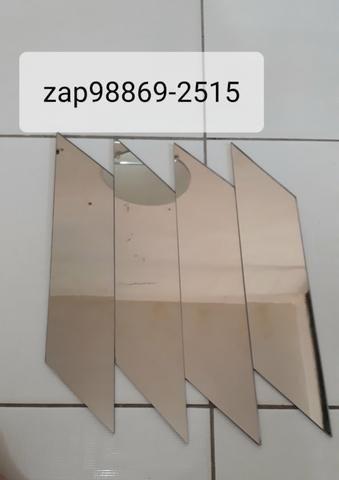 Espelho bronze decorativo - Foto 2