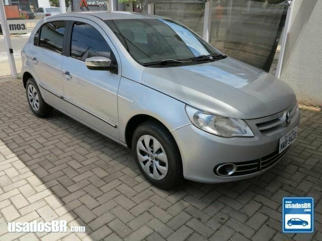 Volkswagen gol G5 trend 1.0 prata 2011 - Foto 6