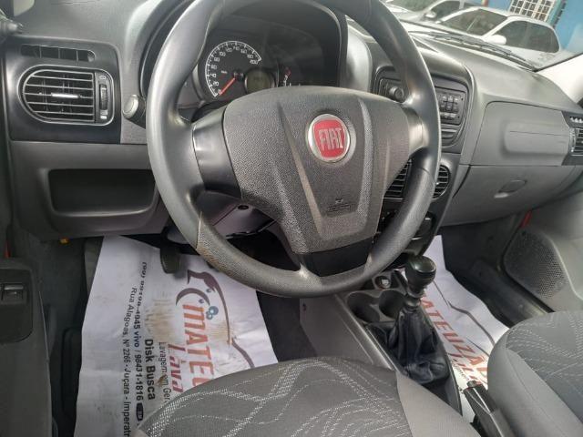 Fiat strada cd 3 portas 2014/2015 vemelha - Foto 4