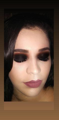 Maquiagem e Designer de Sobrancelhas - Foto 4