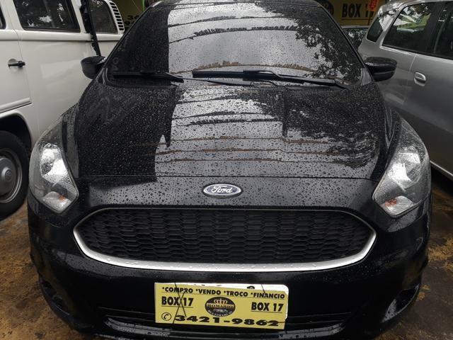 Ford ka hatch/ completo +gnv