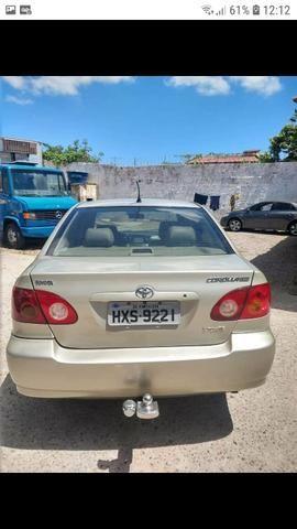 Corolla XEI 1.8 16v 2003