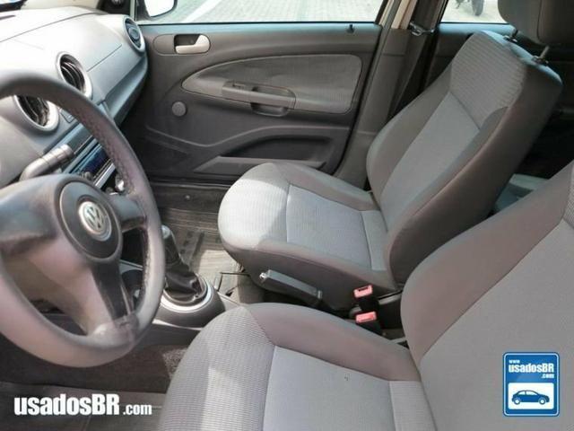 Volkswagen gol G5 trend 1.0 prata 2011 - Foto 10