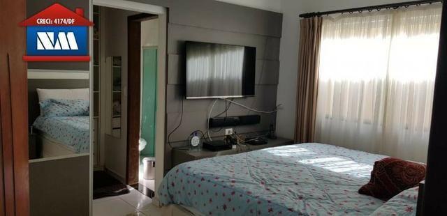 00340 - Rua 01 - Aproveite! Excelente casa com 280m2! Aceito apto Taguatinga - Foto 4