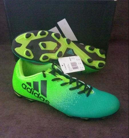 brand new 752b5 977e1 Chuteira Adidas X 16.4 FxG Tam 44 (original nova sem uso) - Roupas e