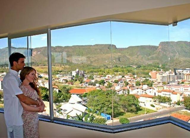 Apartamento mobiliado DiRoma Rio Quente GO - Foto 13