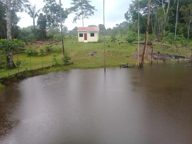 Vende-se Chácara Sentindo Acre,Com Água Natural