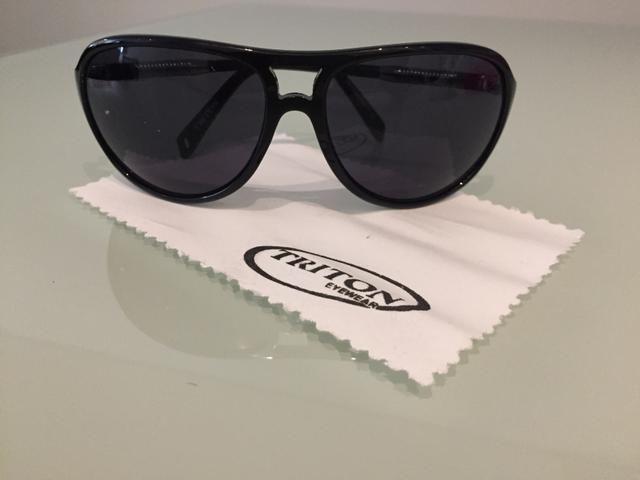 Óculos de sol Triton eyewear - LINDO praticamente NOVO ... 5dfc2f1e39