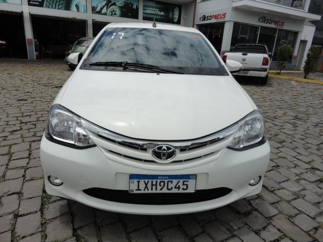 Toyota Etios impecável - Foto 10