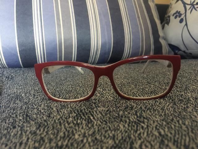 Armação de óculos de grau feminino - Bijouterias, relógios e ... 1d99f99b5f