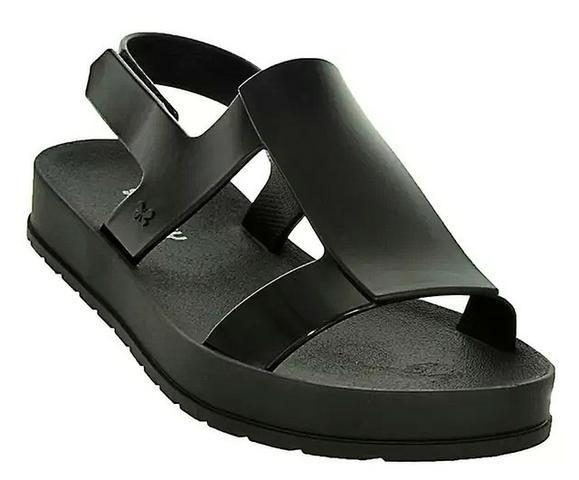 92ece6587 Sandália Zaxy Ever Preta (tam 37) - Roupas e calçados - Freguesia ...