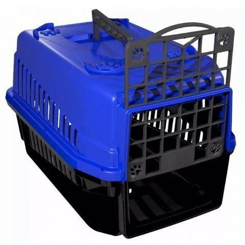 Caixa De Transporte Para Cães, Gatos e Coelhos - Foto 6