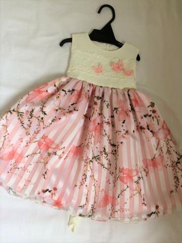 2097dcefcf Vestido de Menina 1 ano - Artigos infantis - Campos Elíseos ...
