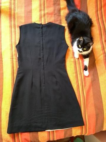 b8d441225b67fa Vestido feito à mão