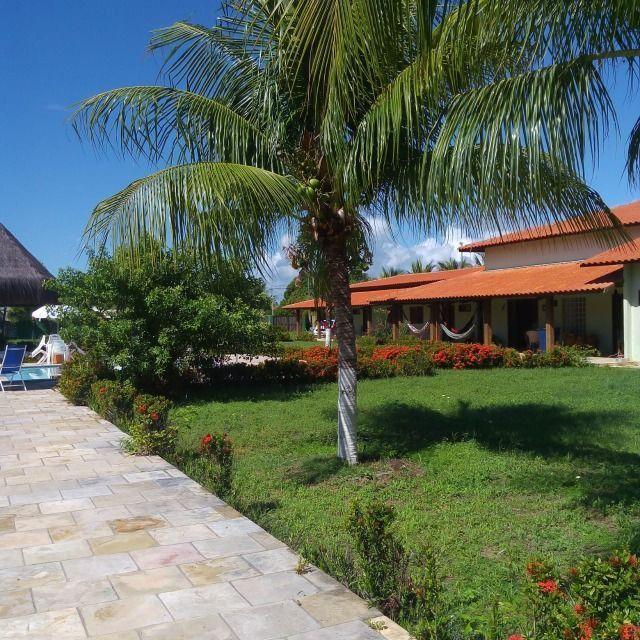 236- Apenas venda!Mansão em Serrambi / 1.300m² / 7 suites / luxo / piscina com raia - Foto 6