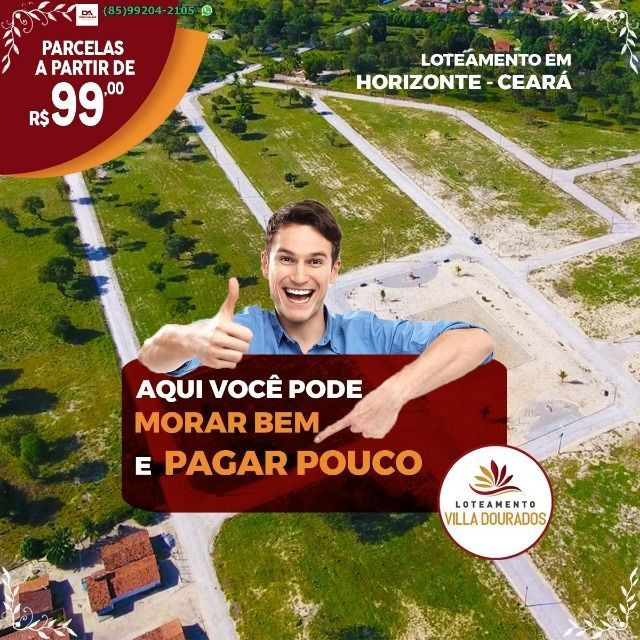 Loteamento Villa Dourados:: Ligue@@ - Foto 18
