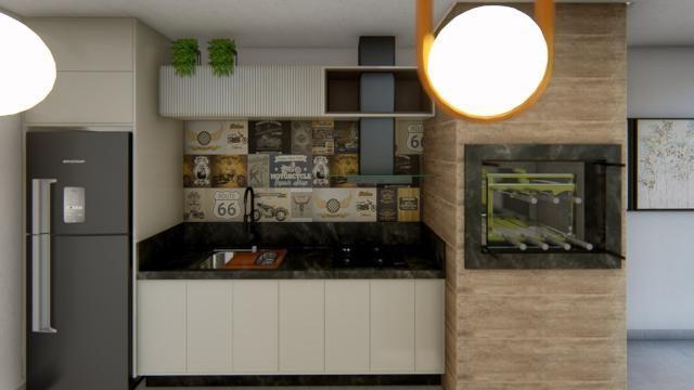 8445 | Casa à venda com 3 quartos em Jardim Cristhais 2, Dourados - Foto 6