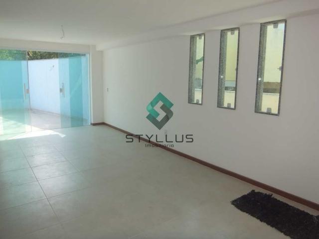 Casa à venda com 3 dormitórios em Freguesia (jacarepaguá), Rio de janeiro cod:C70295 - Foto 4