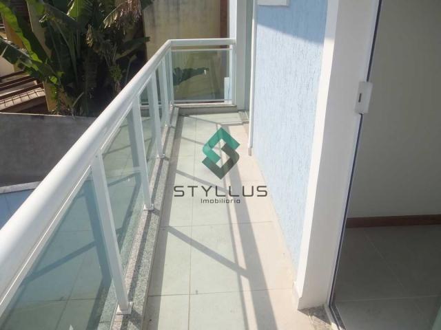 Casa à venda com 3 dormitórios em Freguesia (jacarepaguá), Rio de janeiro cod:C70295 - Foto 11