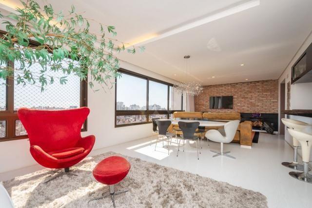 Apartamento à venda com 3 dormitórios em Rio branco, Porto alegre cod:37212 - Foto 9