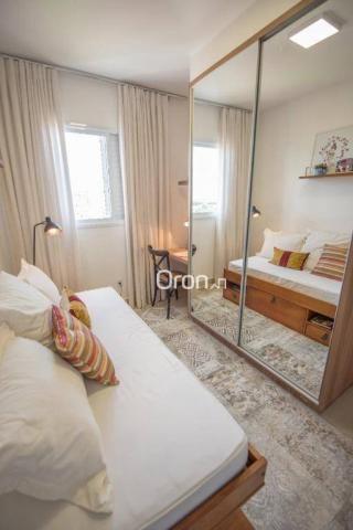 Apartamento à venda, 61 m² por R$ 350.000,00 - Vila Rosa - Goiânia/GO - Foto 9