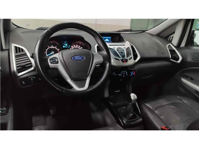 Ford Ecosport 1.6 freestyle 16v flex 4p manual - Foto 8