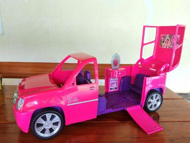 Carro Barbie Luxo - Foto 4